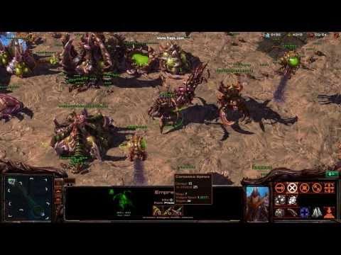 StarCraft Remastered: Map Editor - Trigger & Location for a