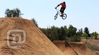 SoCal BMX Double Dirt Session With Ryan Nyquist: Getting...