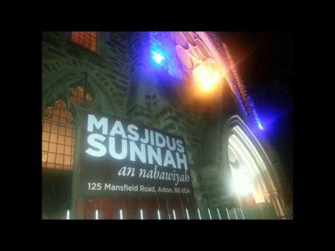 Lesson 2 on the Life of the Prophet Muhammad (ﷺ) by Abu Hakeem Bilal Davis