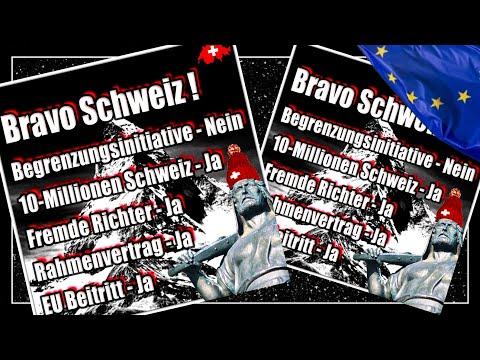 Begrenzungsinitiative verworfen | Ein Requiem auf die Schweiz
