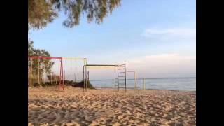 Camping A Ouzouni Beach