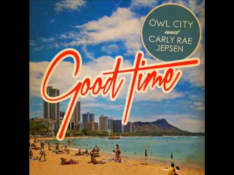 Owl City & Carly Rae Jepsen - Good Time (Ringtone)