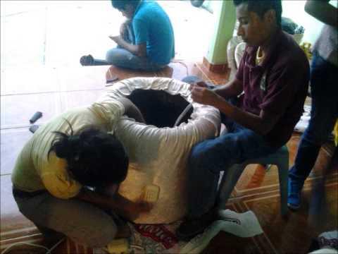 Como hacer unos sofas de llantas youtube - Asientos para sofas ...