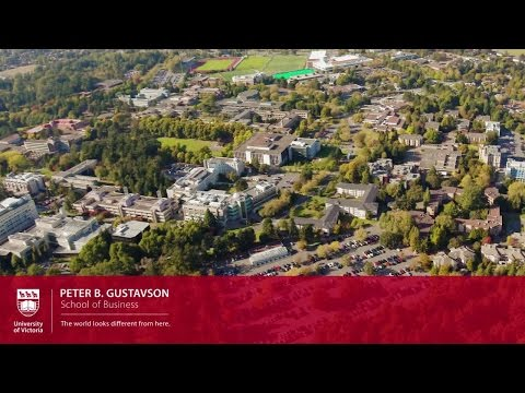 Peter B. Gustavson School of Business: How the world looks different from here