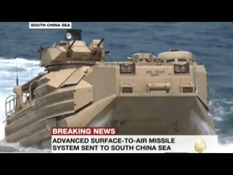 OMG! CHINA Deploys Missiles To South CHINA Sea!