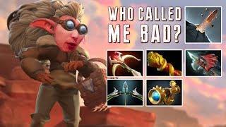 WHO SAID SNAPFIRE IS A BAD HERO (SingSing Dota 2 Highlights #1472)