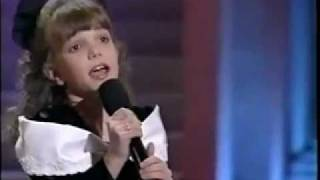 [full] Little Britney Spears On Star Search - Love Can Build A Bridge