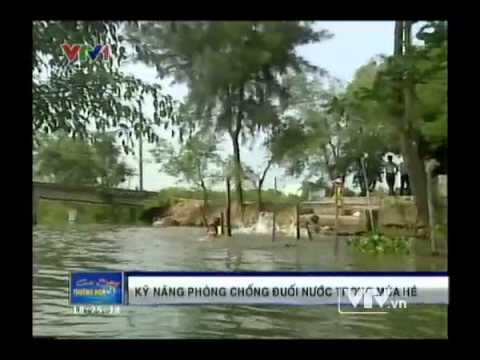 VTV - Phòng chống đuối nước cho trẻ