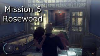Hitman: Absolution - Mission 6: Rosewood - Hard Walkthrough