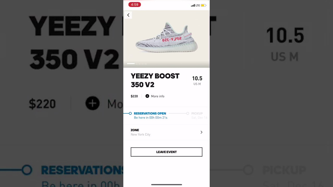 yeezy boost adidas confirmed app youtube yeezy boost v2 9.5
