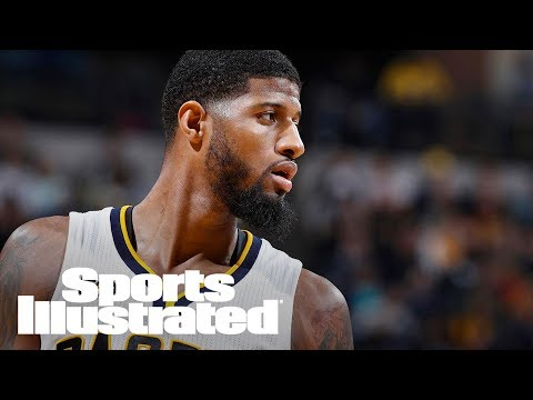 Paul George On Oklahoma City Thunder, The Trade, And KD's Advice | SI Wire | Sports Illustrated