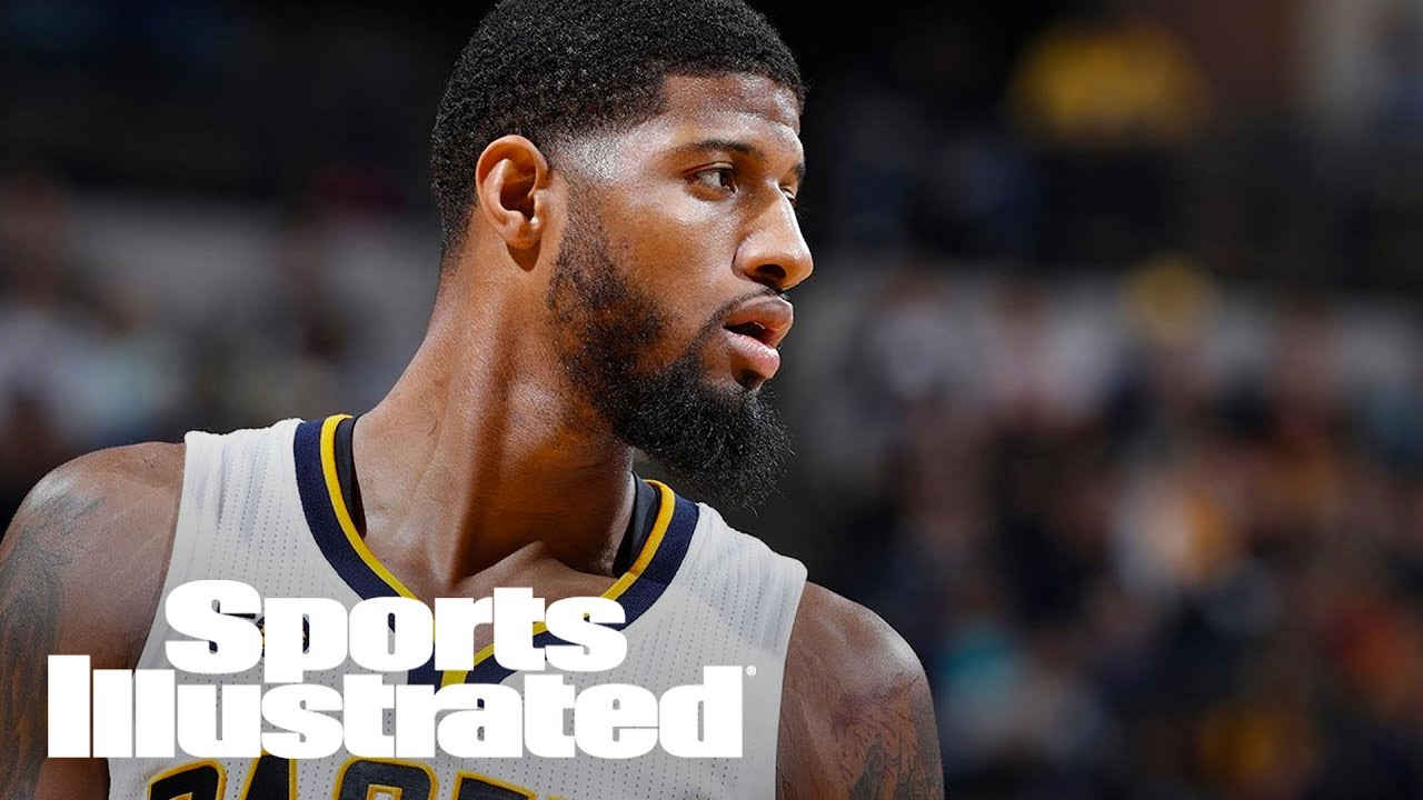 04dab341c16d56 Paul George On Oklahoma City Thunder, The Trade, And KD's Advice | SI Wire  | Sports Illustrated