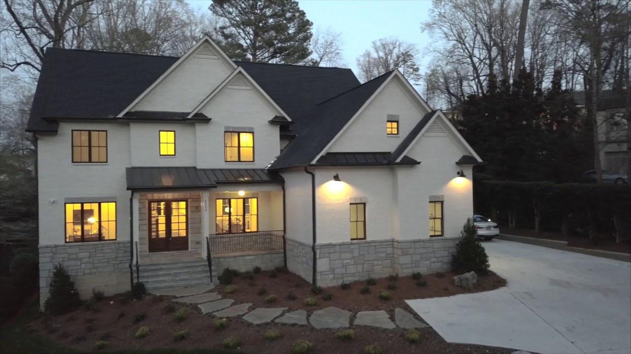 4225 Wieuca Rd, Atlanta - Debra Johnston - Berkshire Hathaway Luxury Collection - Twilight