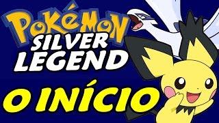 Pokémon Silver Legend (Hack Rom) - O Início Surpreendente