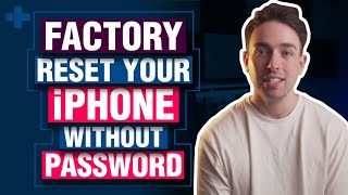 How to Factory Reset Your iPhone without Password (2 ways)