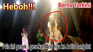 Video Heboh!!! Pria ini gesek - gesekan Anu nya ke Artis dangdut download MP3, 3GP, MP4, WEBM, AVI, FLV September 2018