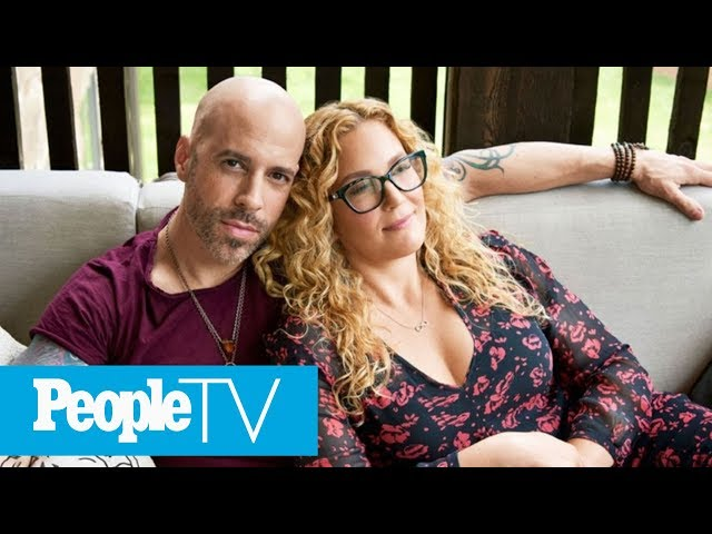Chris Daughtry and Wife Deanna Reveal She\'s Bisexual Through Their Song   PeopleTV