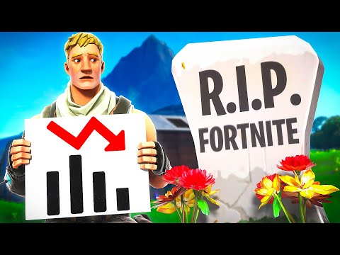 The Day that Fortnite Died