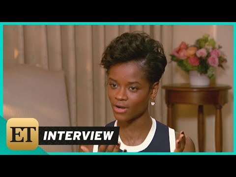 'Black Panther': Letitia Wright (FULL INTERVIEW) streaming vf