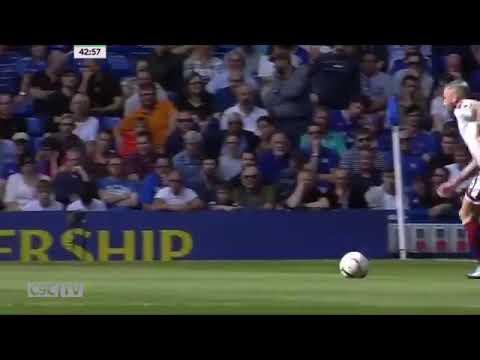 Chelsea 2 x 3 Burnley 12/08/2017   Gols  Melhores Momentos   Campeonato Inglês 12082017