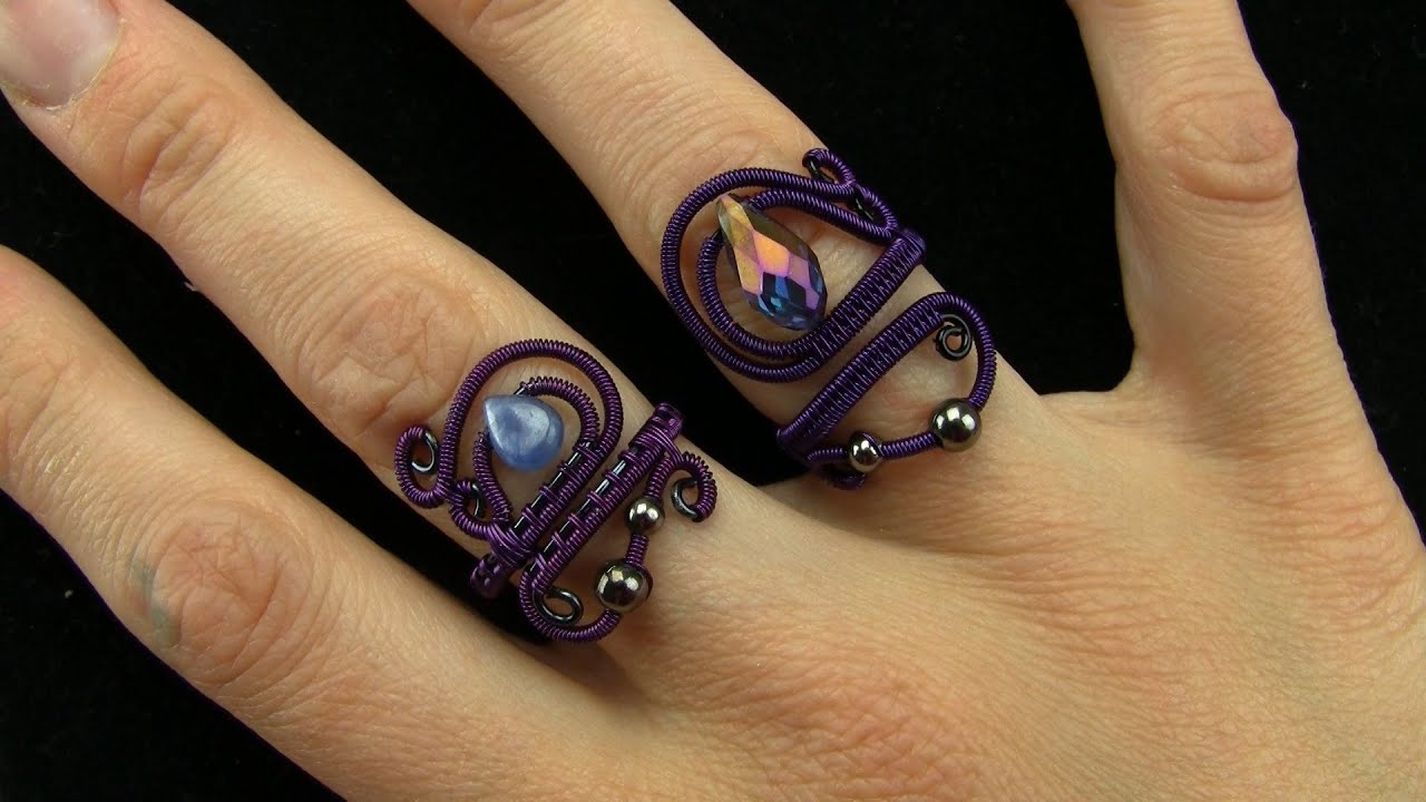 Amazing Wire Work Jewelry Patterns Gallery - The Best Electrical ...