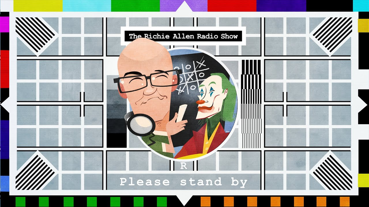 The Richie Allen Show - Friday September 18th 2020
