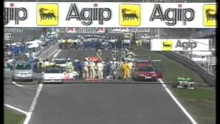 1995 Portuguese Formula 1 Grand Prix Big Crash