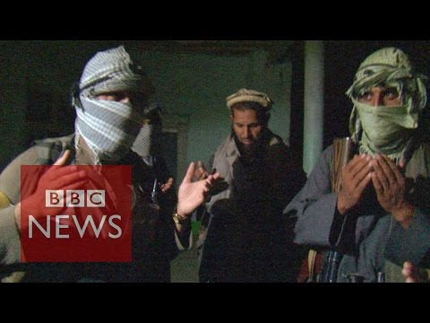 'Muslims are thirsty for Islamic Caliphate around the world' says militant leader - BBC News