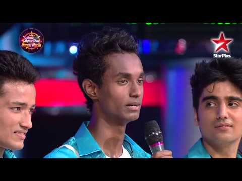Watch Ravi cracking funny shayari's on India's Dancing Superstar
