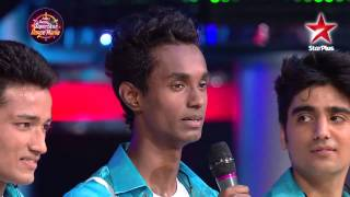 Watch Ravi cracking funny shayari's on India's Dancing Superstar