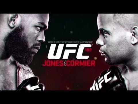 Random Movie Pick - UFC 182: Jones vs Cormier - Extended Preview YouTube Trailer