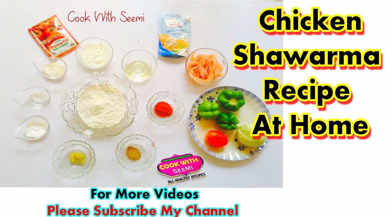 Chicken shawarma recipe by cook with seemi homemade chicken chicken shawarma recipe by cook with seemi homemade chicken shawarma recipe box forumfinder Gallery