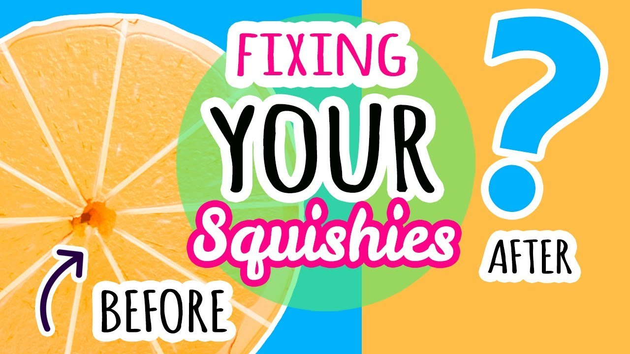 BIGGEST Squishy Makeover: Fixing Your Squishies #9 image