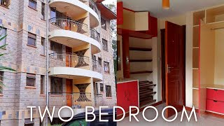MODERN TWO BEDROOM APARTMENT || RENTALS || HOUSE HUNTING IN NAIROBI