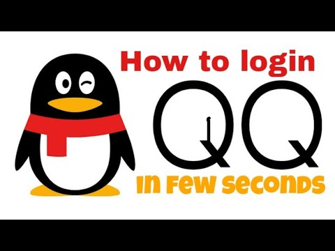 How to login in QQ APK with easy steps ( sign up problem ) || check  description || by #ligxt ||