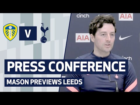 """""""We're seeing Gareth Bale close to his best""""   Ryan Mason looks ahead to Leeds United"""