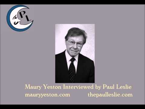 The Maury Yeston Interview on The Paul Leslie Hour