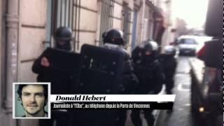 Prise d'otages à Porte de Vincennes :