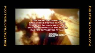 Will the 3rd Hebrew Temple be Built? - Part 1