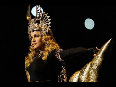 Madonna - Super Bowl XLVI Halftime Show