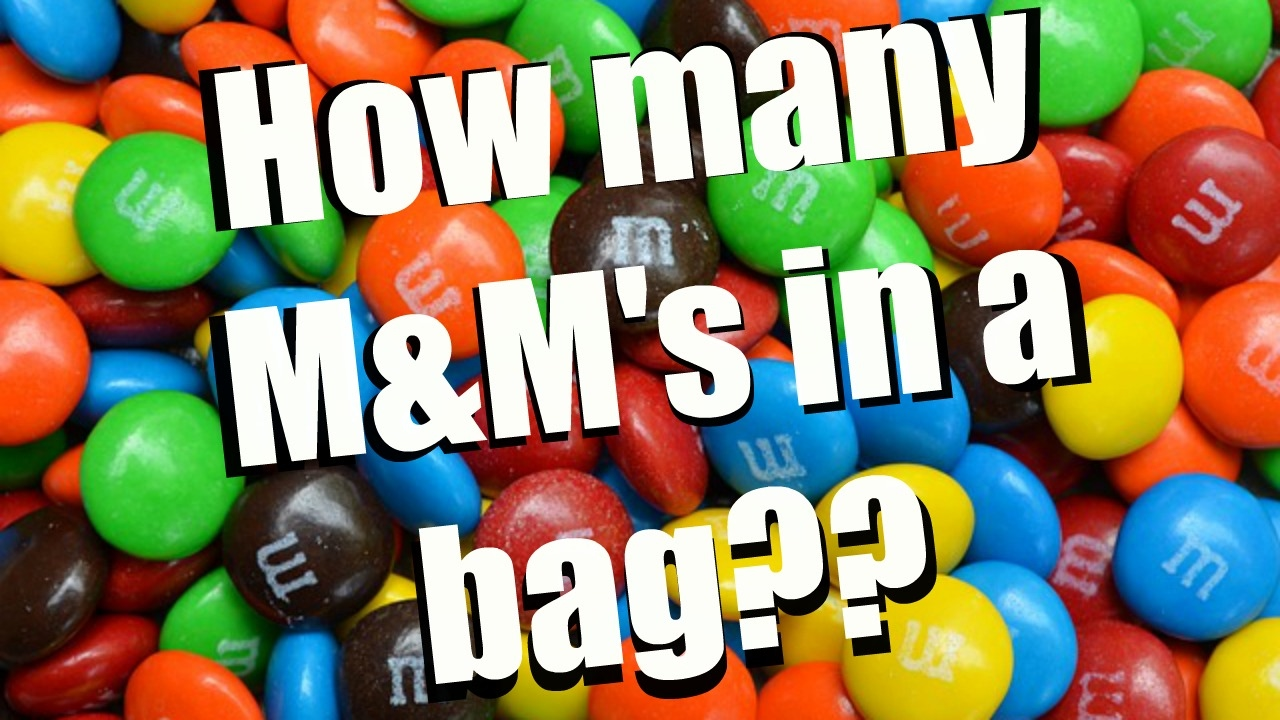 How Many M S In A Bag