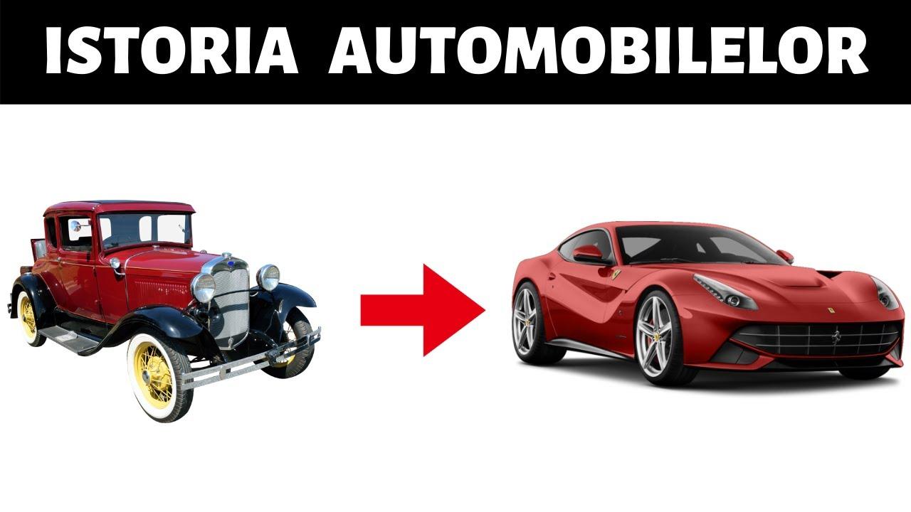 Cum Au Fost Inventate Masinile | Istoria Automobilelor