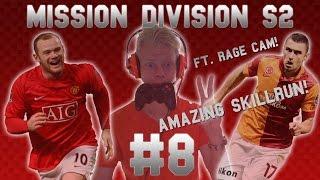 "Mission Division S2 | #8 - ""Amazing McGeady!"" ft. Sick Skillrun! - RAGE CAM! Thumbnail"