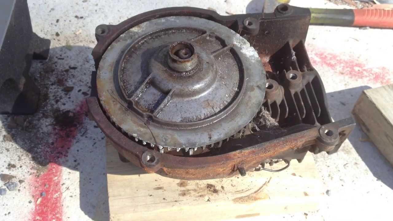 Victa Power-Torque Flywheel