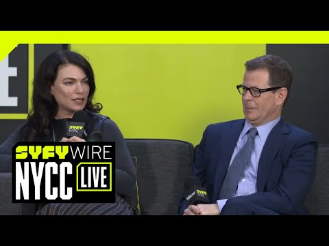 The Magicians Creators Talk Sex Scenes, Musical Episodes, And Fan Art  NYCC 2018  SYFY WIRE