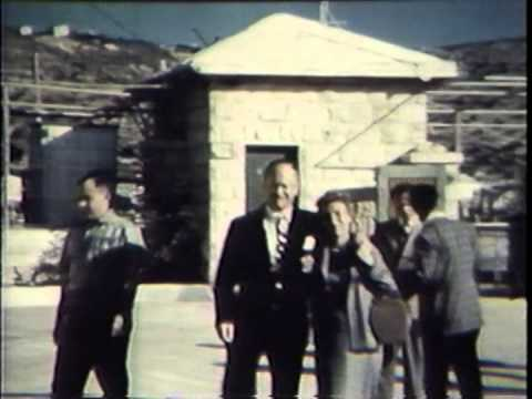 1960 UJA Study Mission To Israel