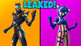 NEW LEAKED FORTNITE SKINS! - CRITERION | OBLIVION | VERTEX | & EMOTES!