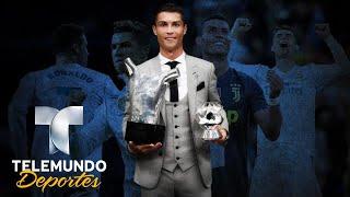 Cristiano y sus posibles coronas que Messi no podrá parar   Champions League   Telemundo Deportes