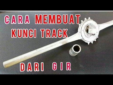 Cara Membuat Kunci Track