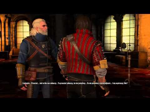 Jak Geralt chlał z Lambertem i Eskelem w kieckach Yen... Wiedźmin 3: Dziki Gon